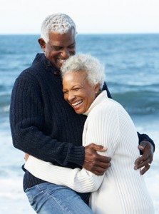Happy Couple - Dental Implants - The Fort Collins Dentist