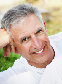 Smiling Man with Tooth Infection Treatment - The Fort Collins Dentist