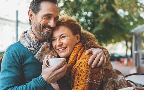 Happy Couple Restorative Dentistry - The Fort Collins Dentist